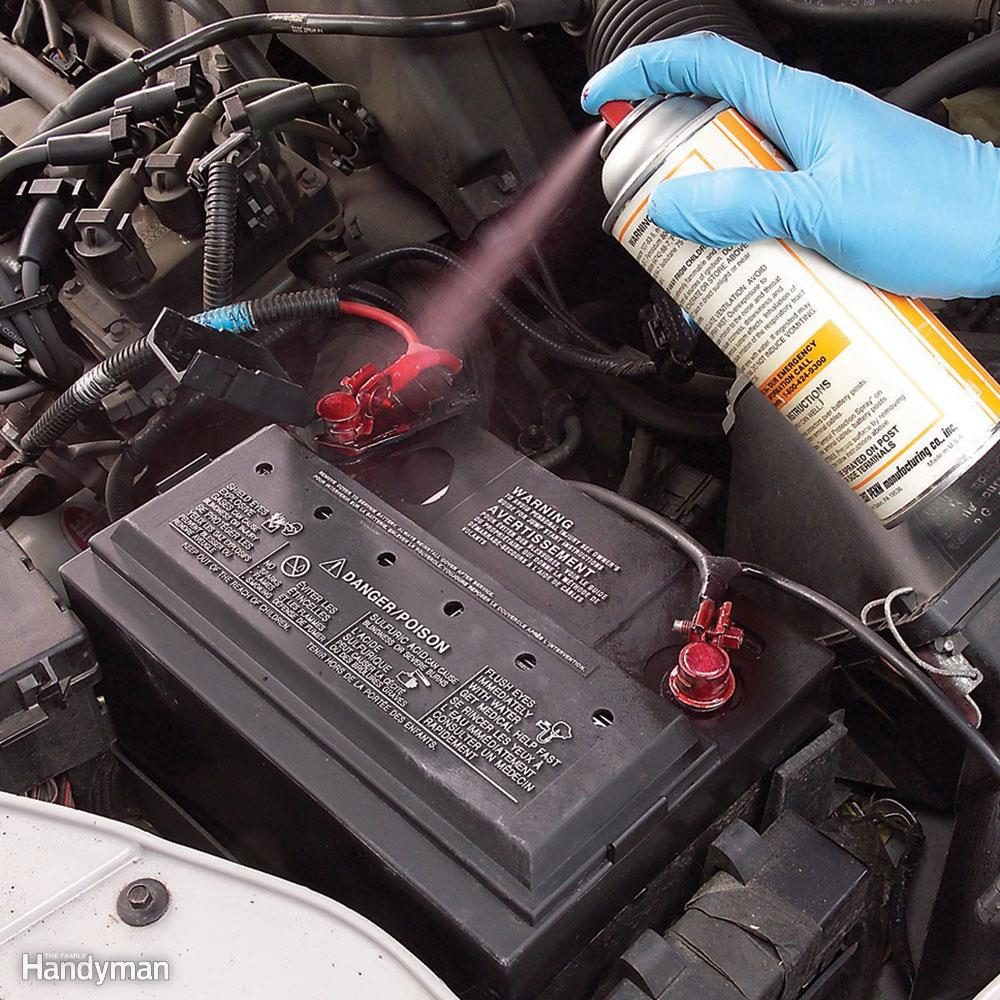 Protect Your Battery Terminals
