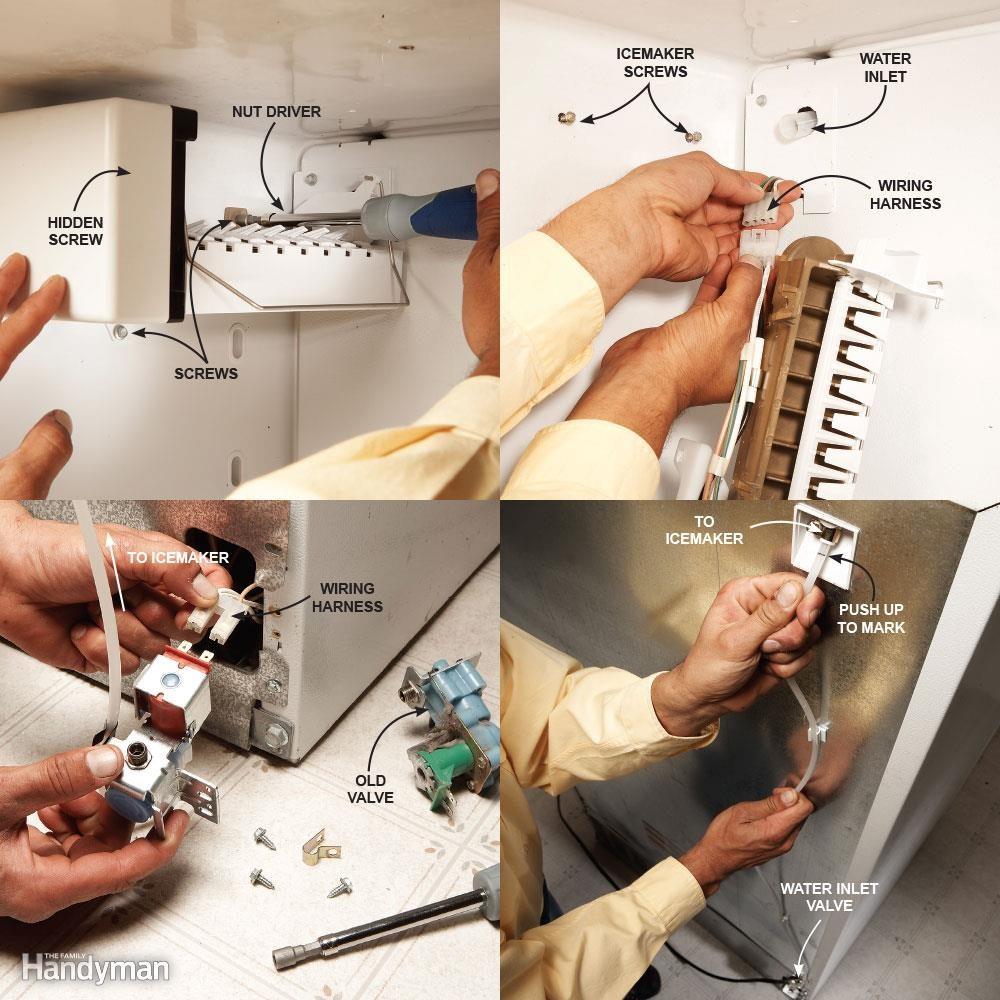 Icemaker Repair Tips