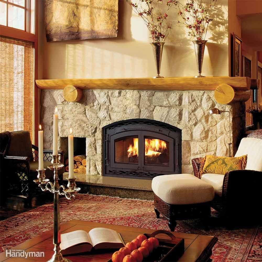 Fireplace Jump-Start