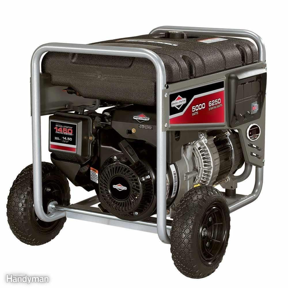Buy a Backup Generator