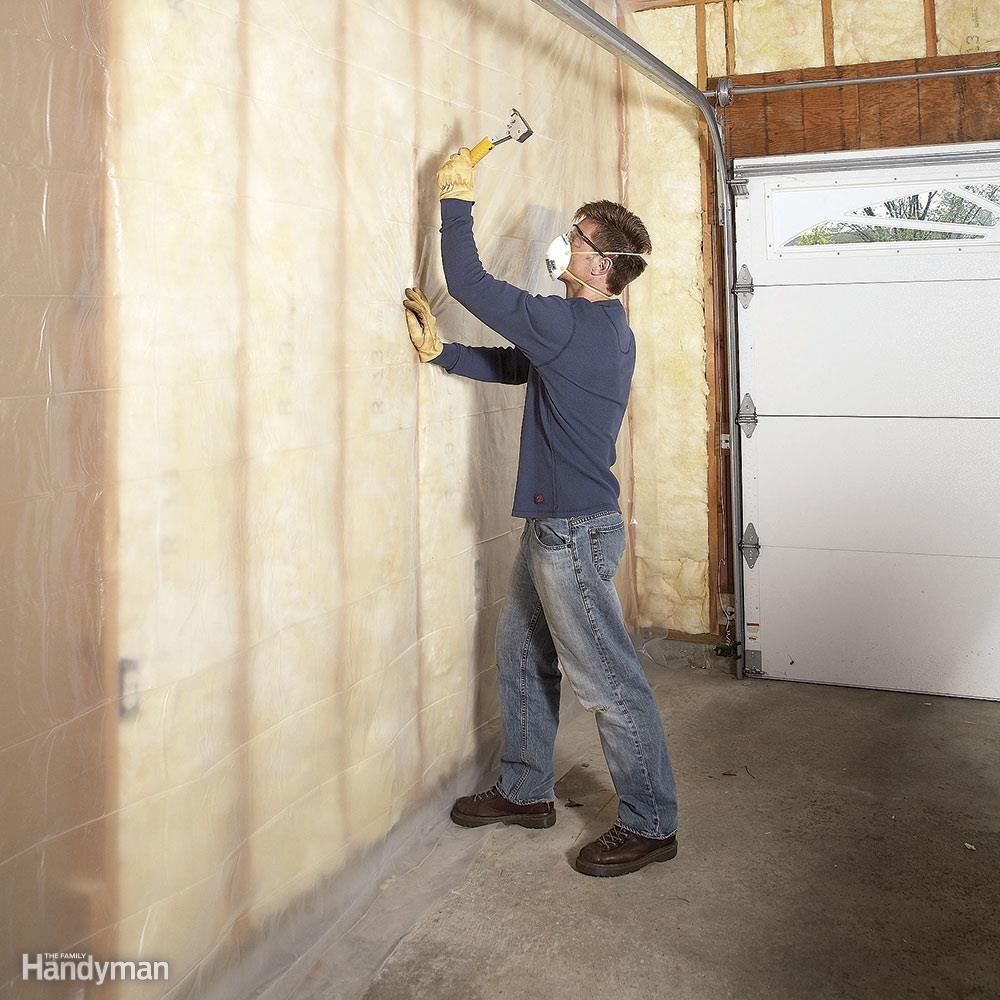 Complete Garage Remodel