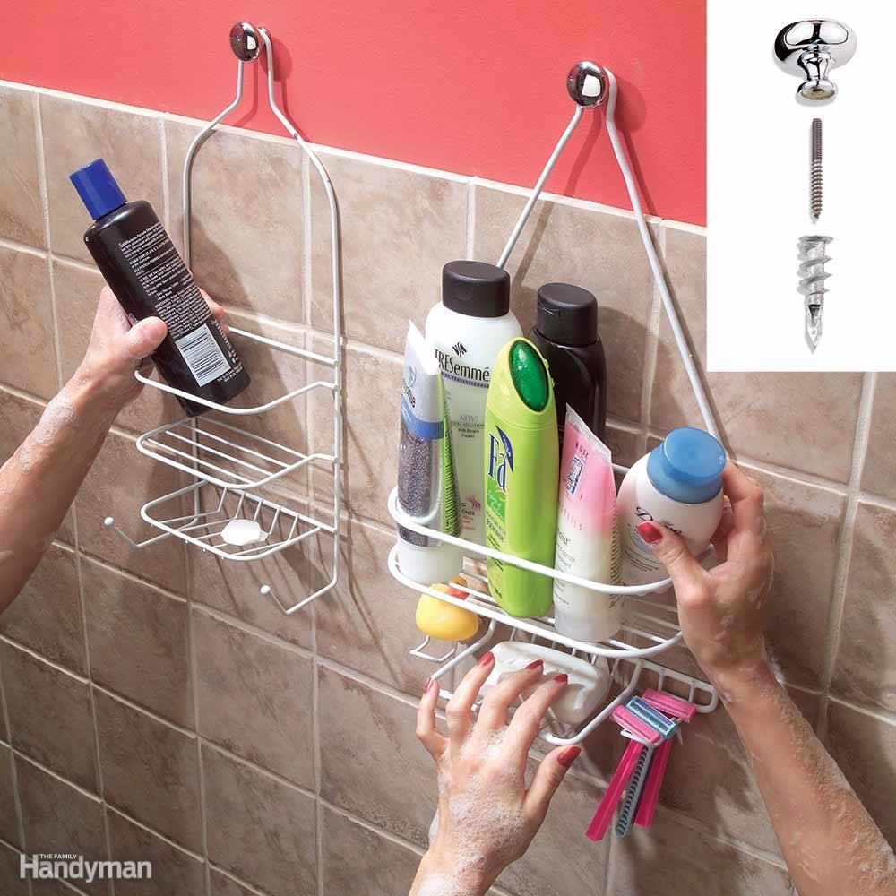 Clever and Useful Bathroom Storage Tips | The Family Handyman