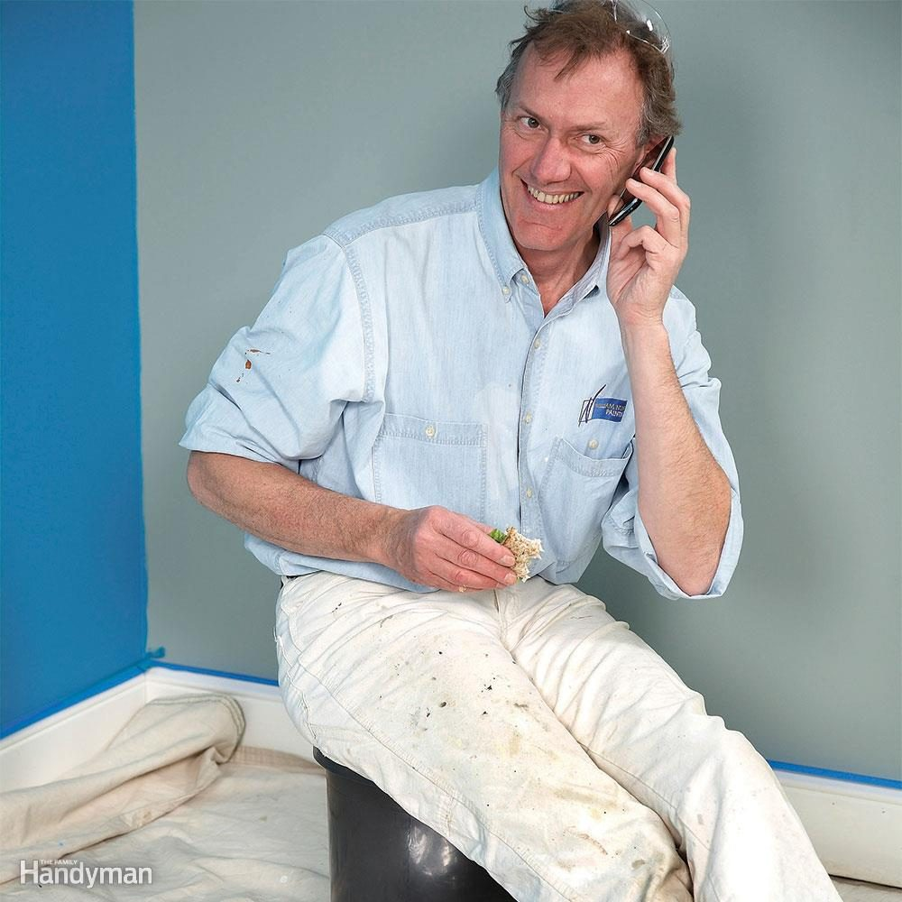 Professional Painting Tips: How To Paint A Room Fast