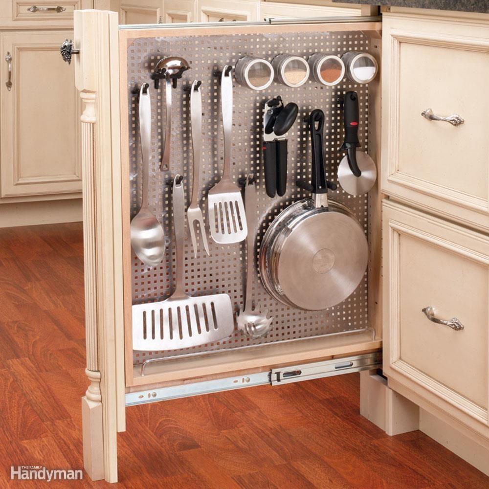 Ящики для посуды своими руками