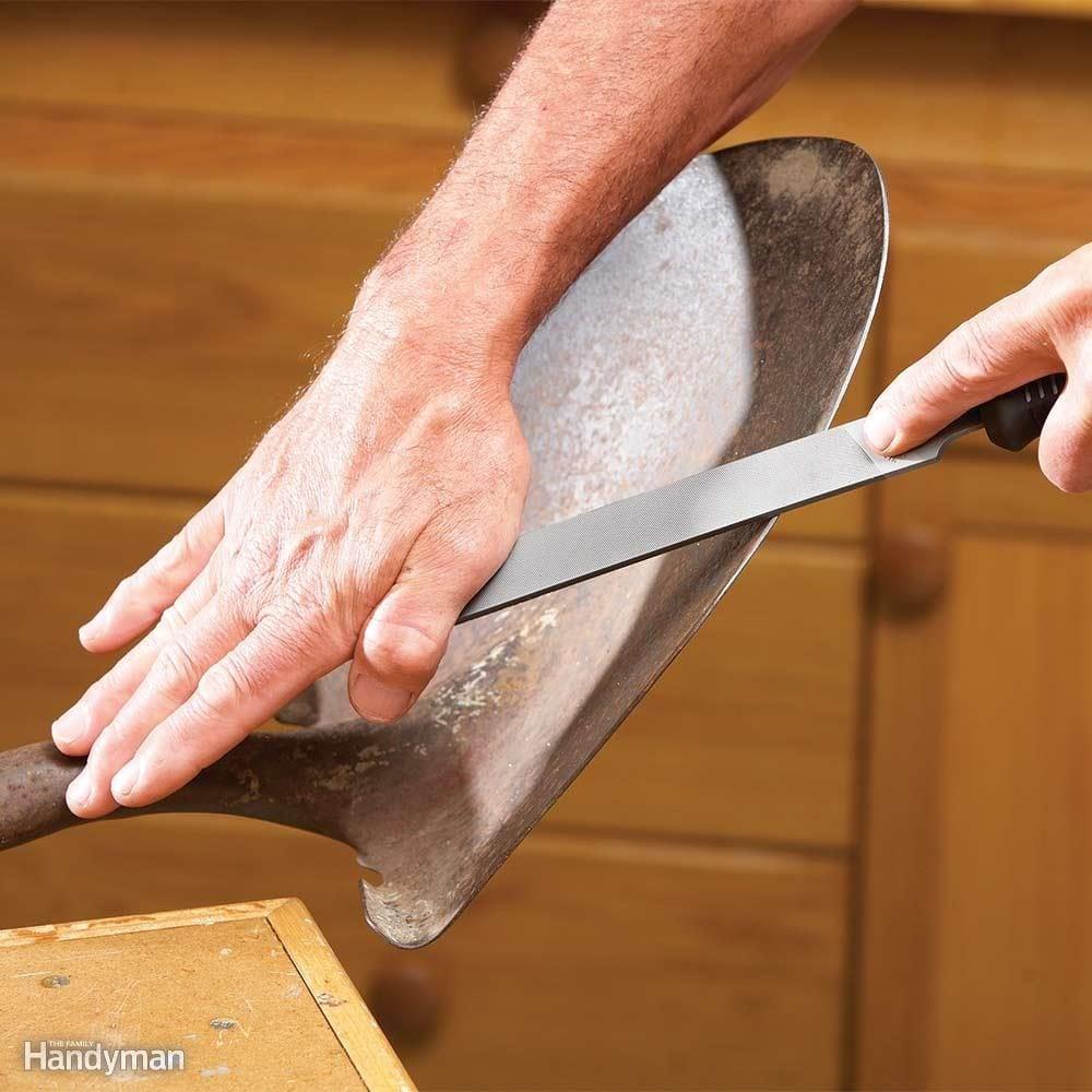 Sharpen Your Shovel