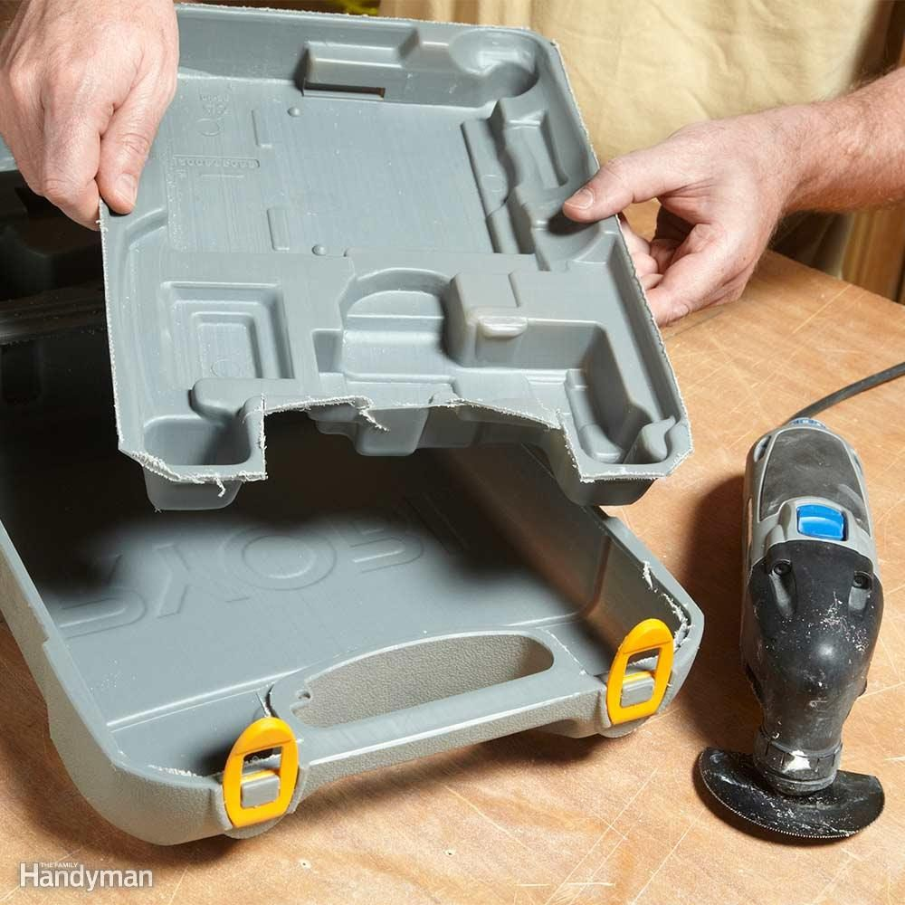 Tool Case Surgery