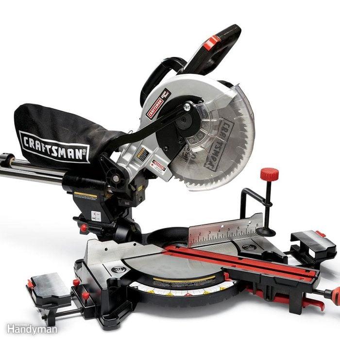 Sliding Miter Saw Review: Craftsman