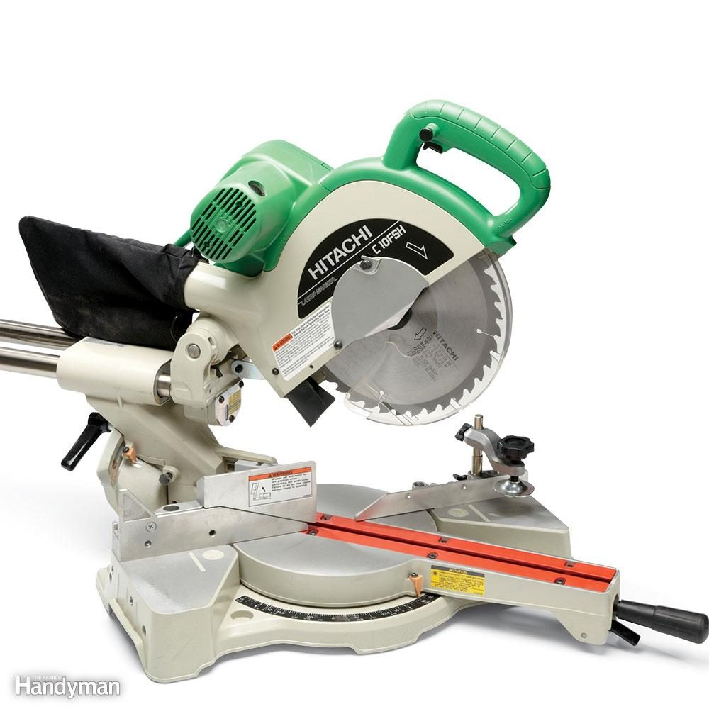 Sliding Miter Saw Review: Hitachi