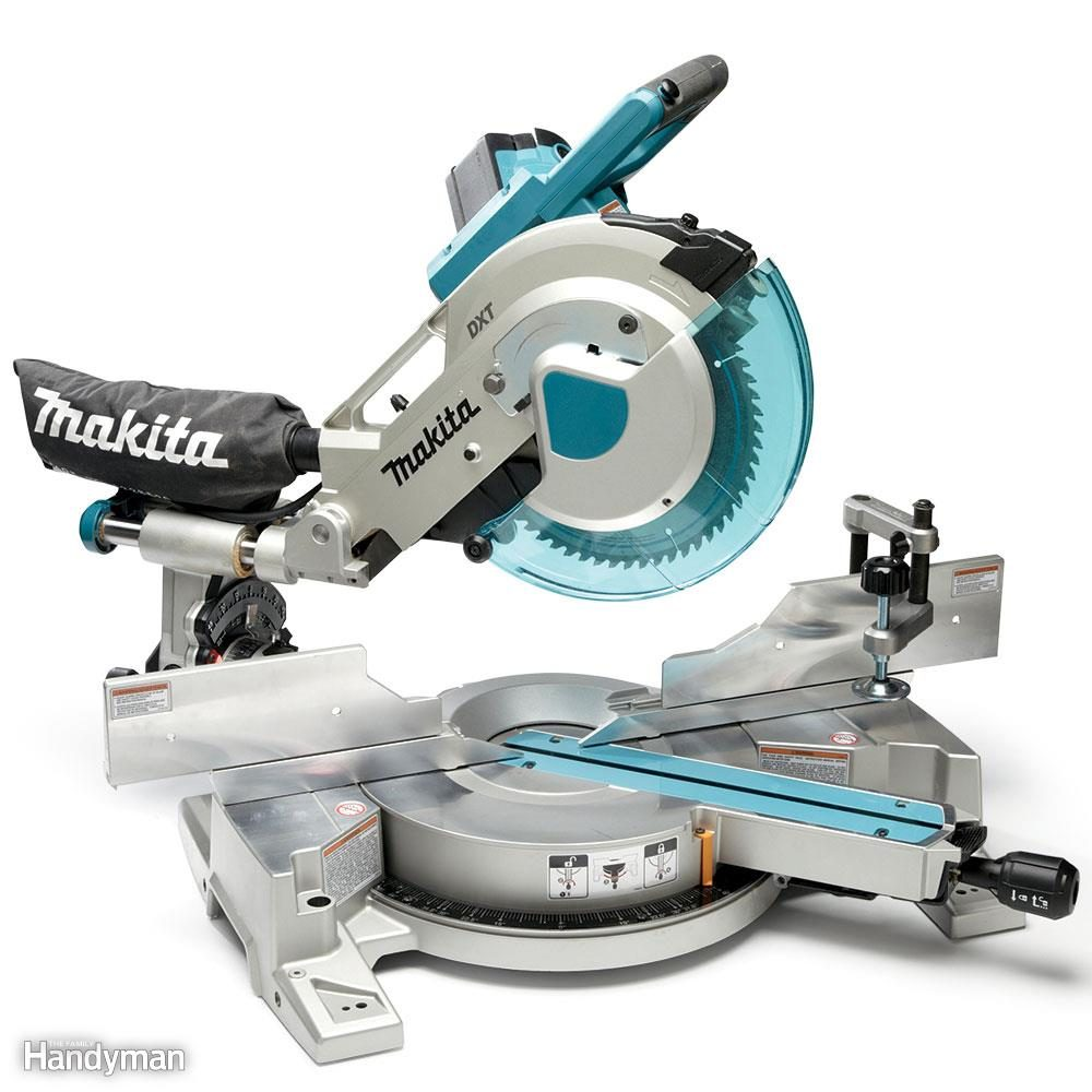 Sliding Miter Saw Review: Makita