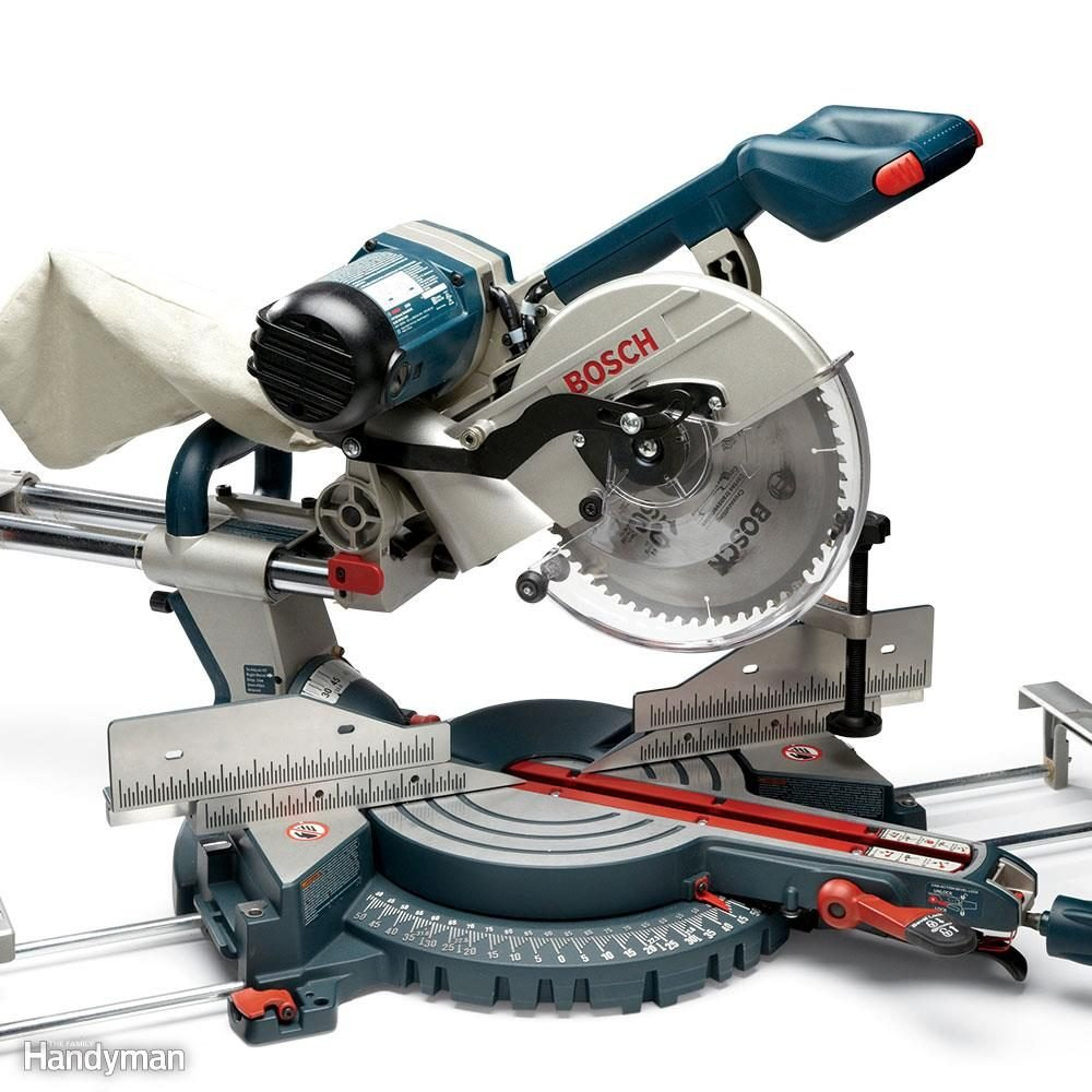 Sliding Miter Saw Review: Bosch