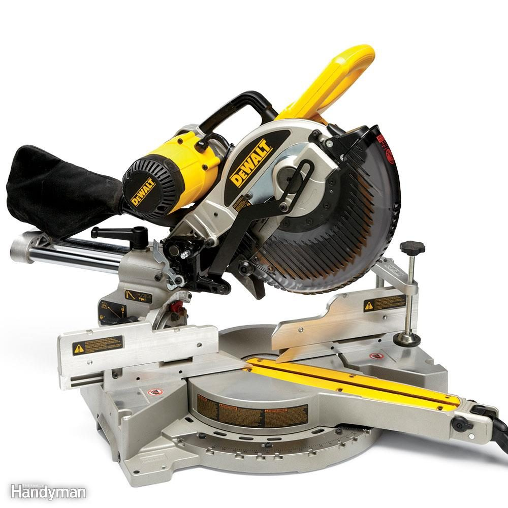 Sliding Miter Saw Review: Dewalt
