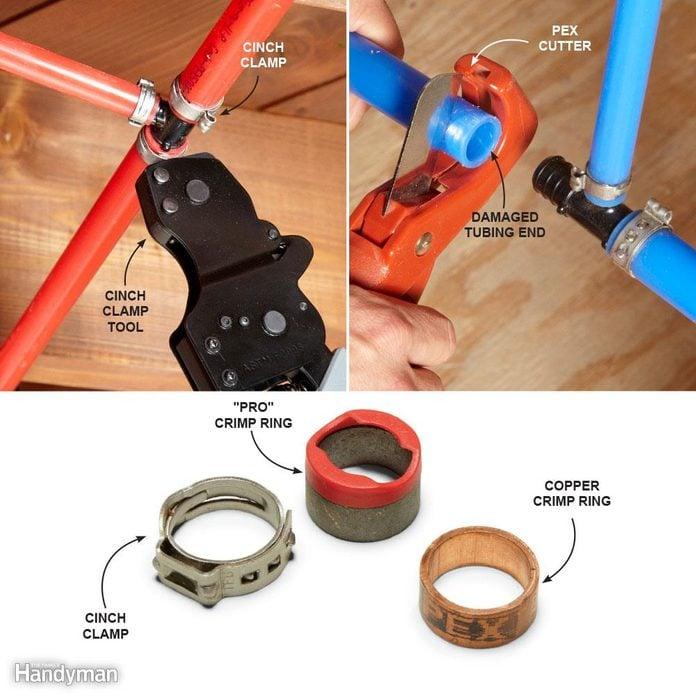PEX Pipe Tools