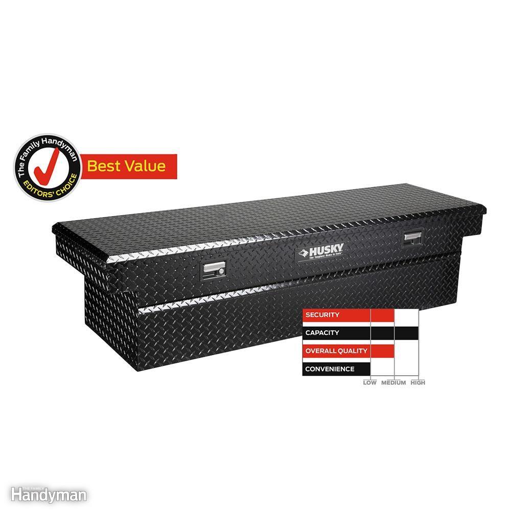 husky fullsize deepwell crossbed truck box no hskalf591bk