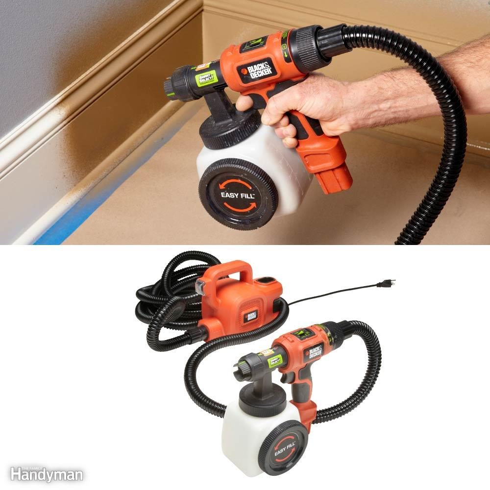 Best Paint Sprayer For Interior Walls: Best DIY Painting Tools