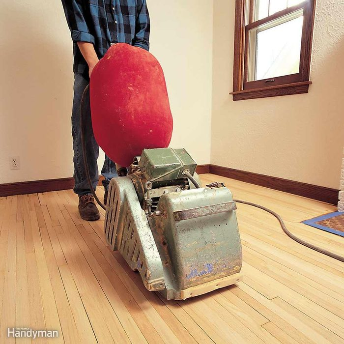 How to Use a Drum Sander: Don't Skip Grits
