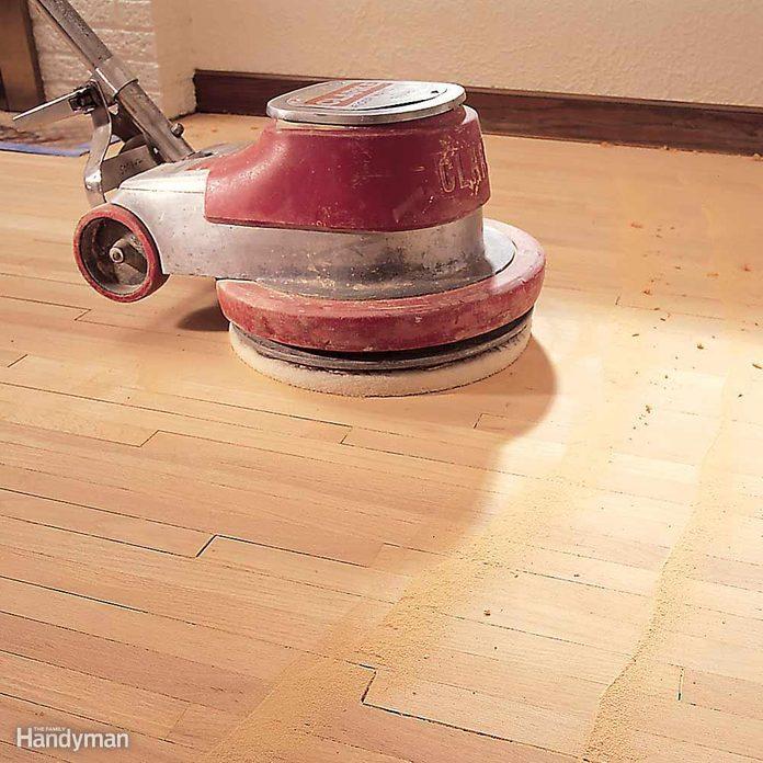 Screen the Floor