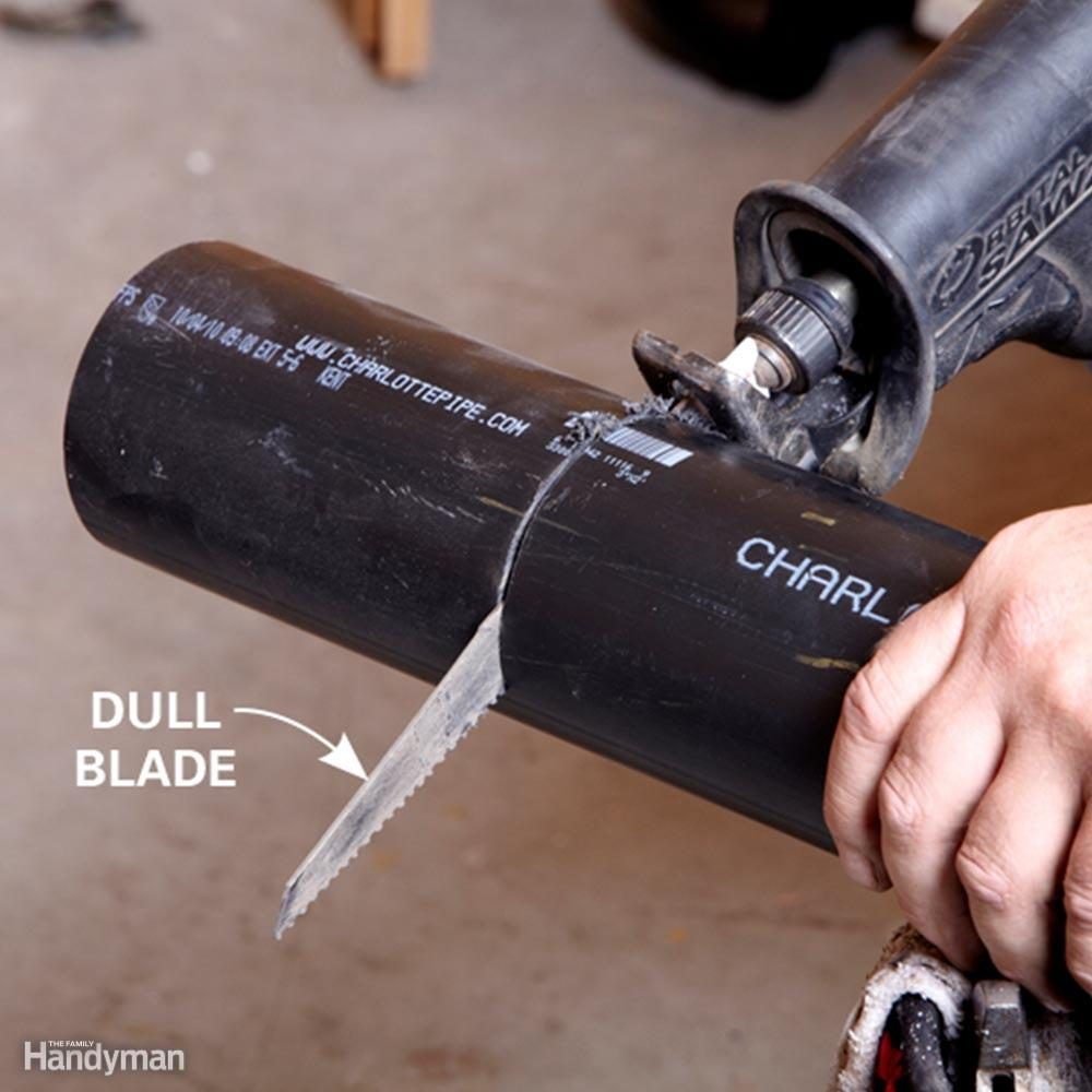 Use Dull Blades for Bigger or Tighter Cuts