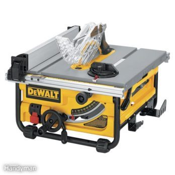 'Must Have' Portable Table Saw