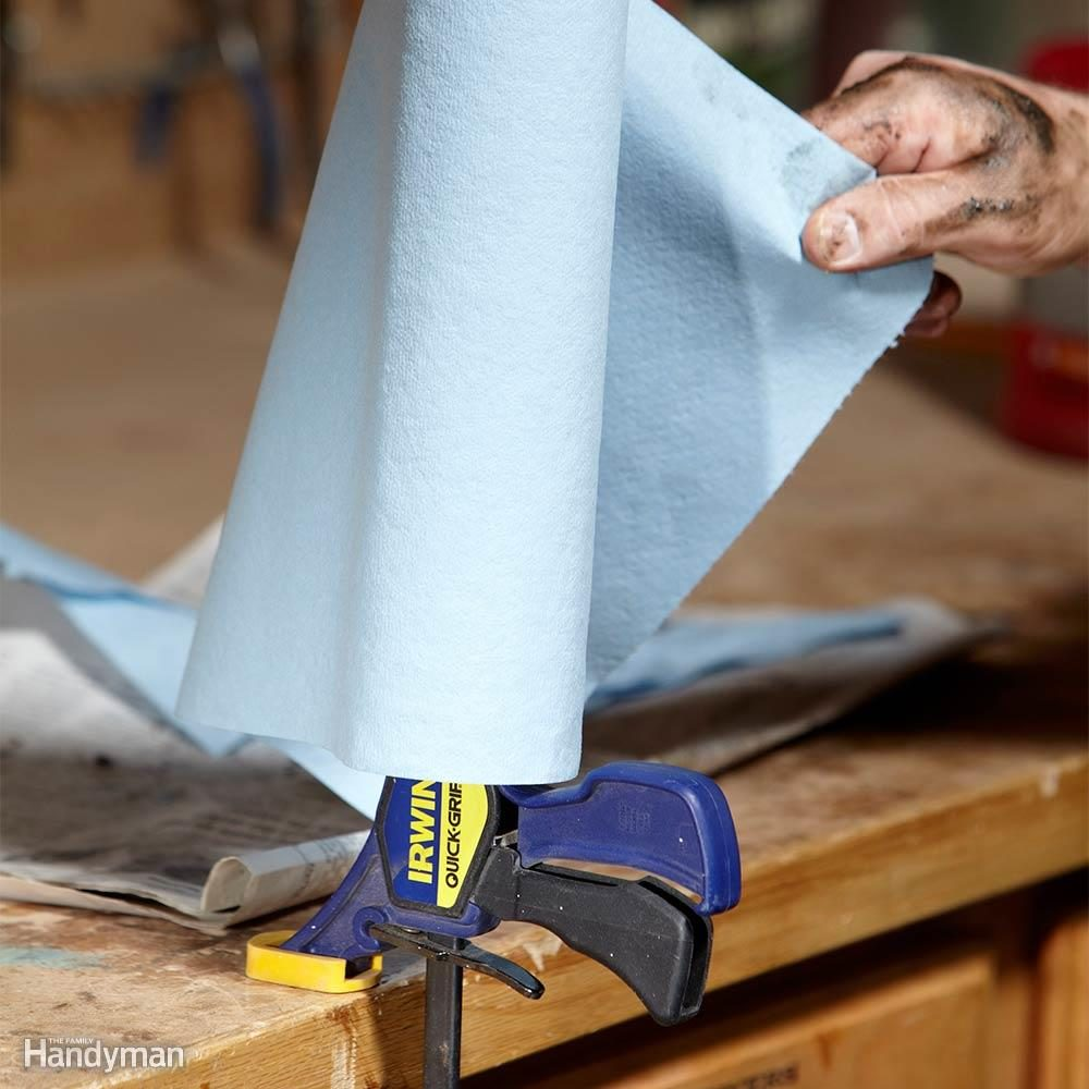 Portable Paper Towel Holder