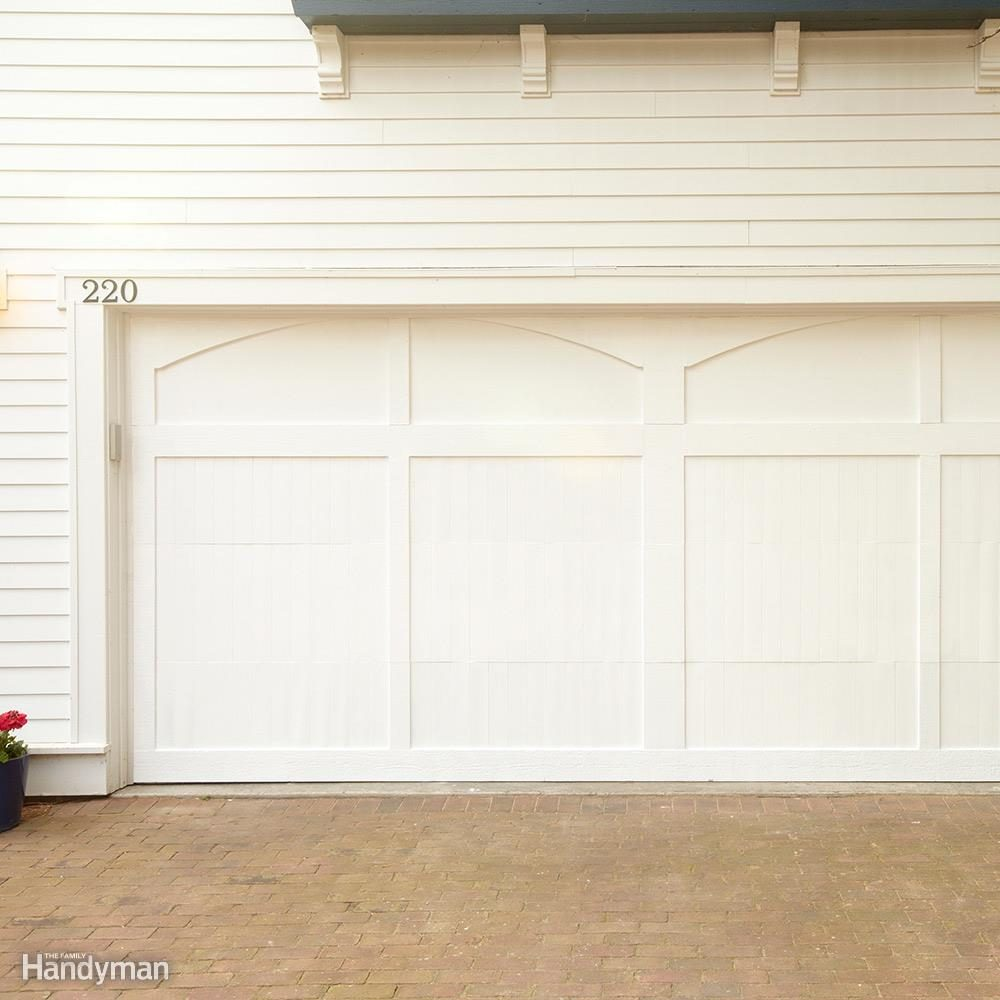 Garage Makeover | The Family Handyman