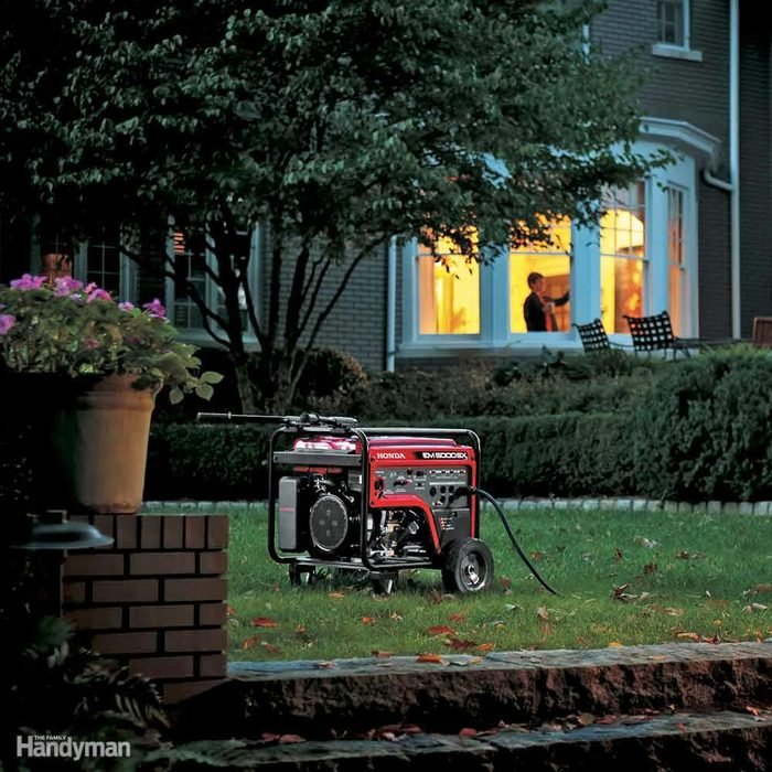 Keep Your Generator Away From the House