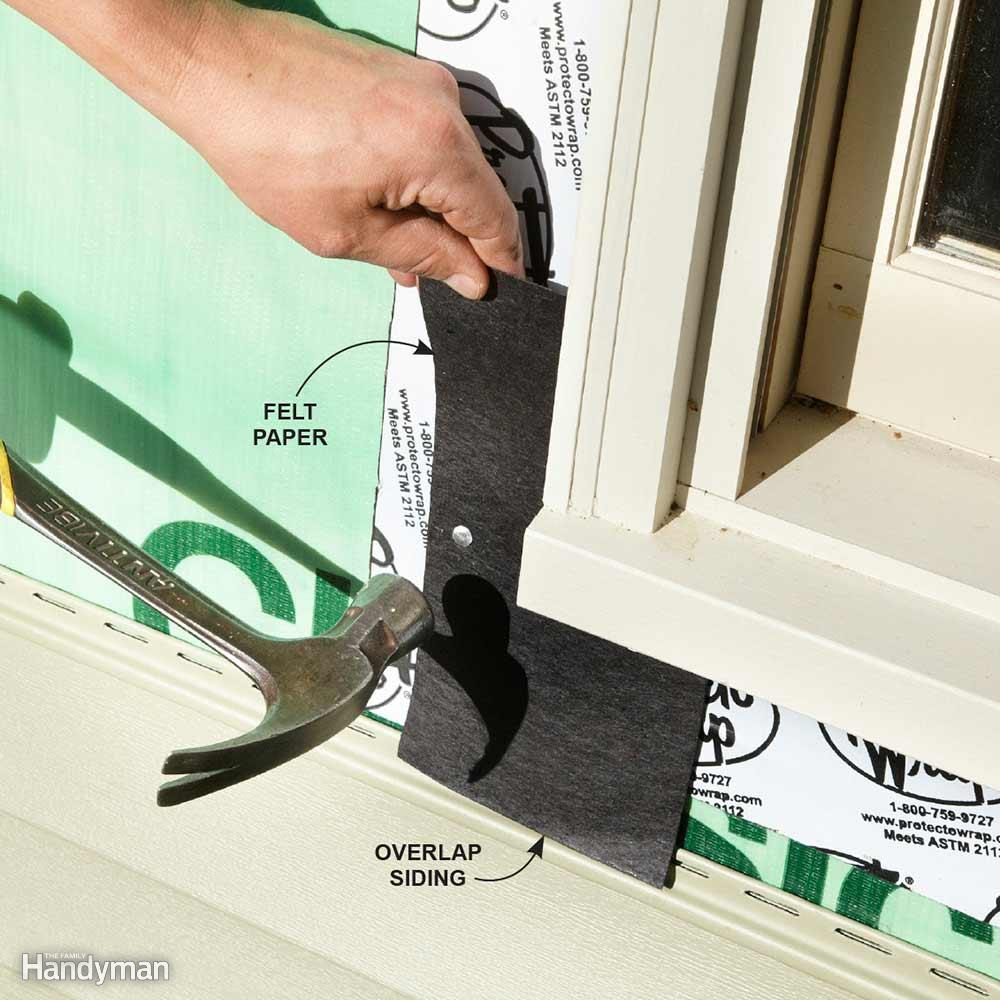 13 Simple Vinyl Siding Installation Tips The Family Handyman
