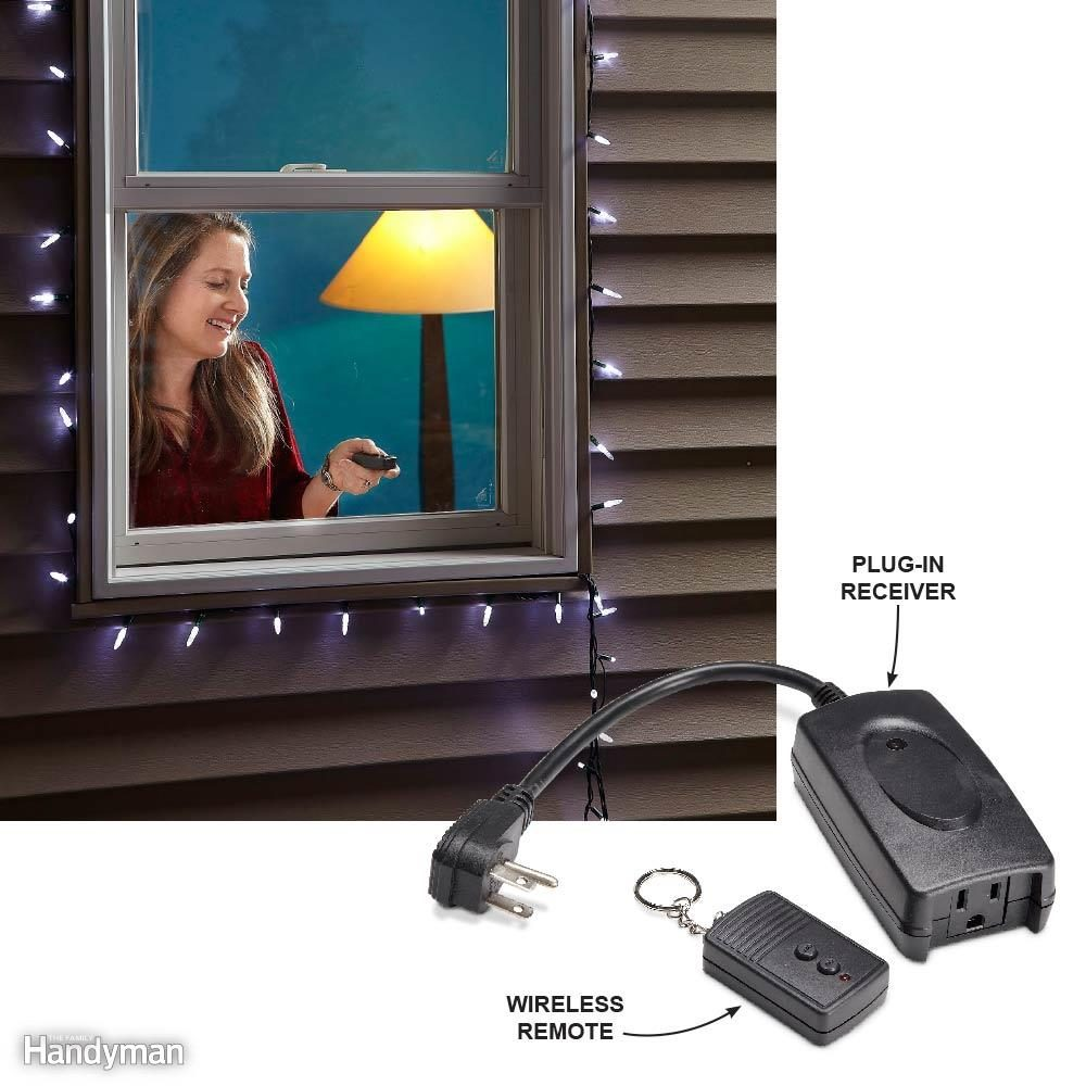 Easy Outdoor Light Control