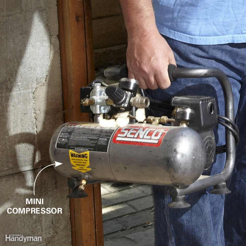 Smaller Compressors for Smaller Jobs