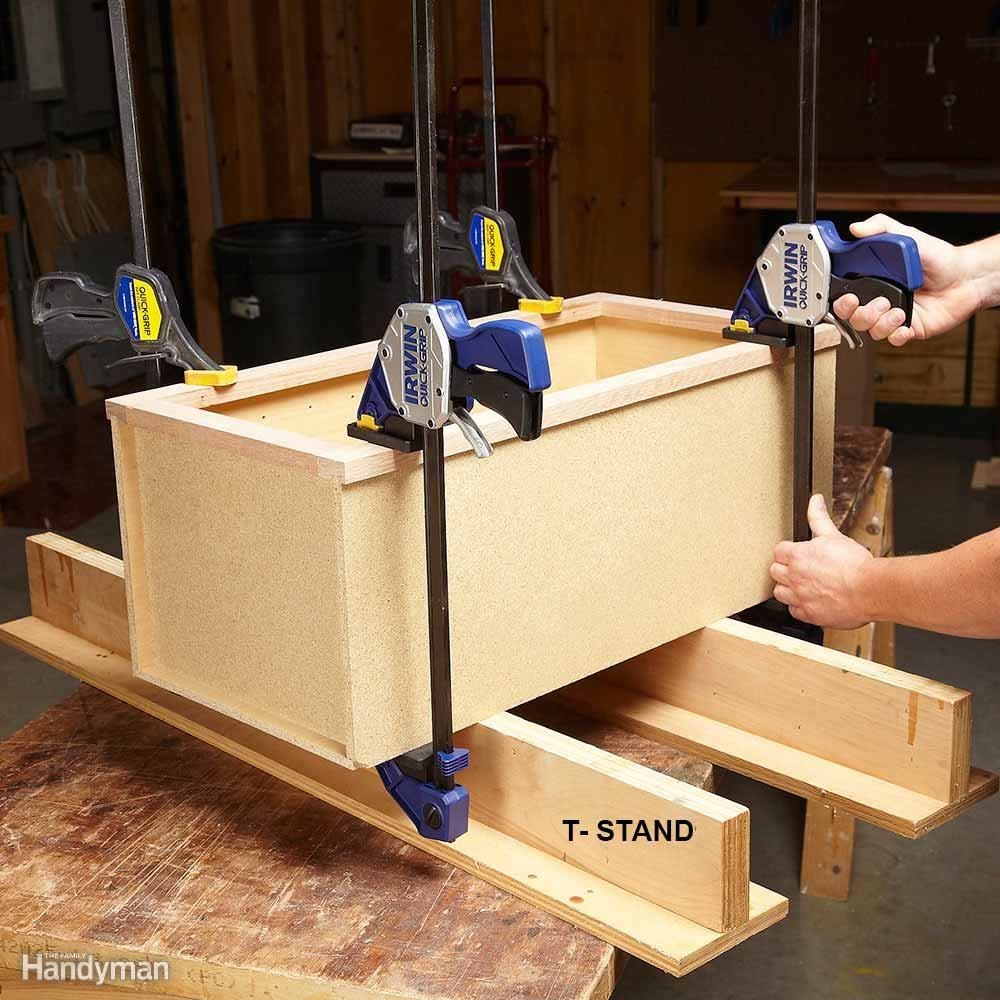 Workshop tips and helpers family handyman for Handyman plans