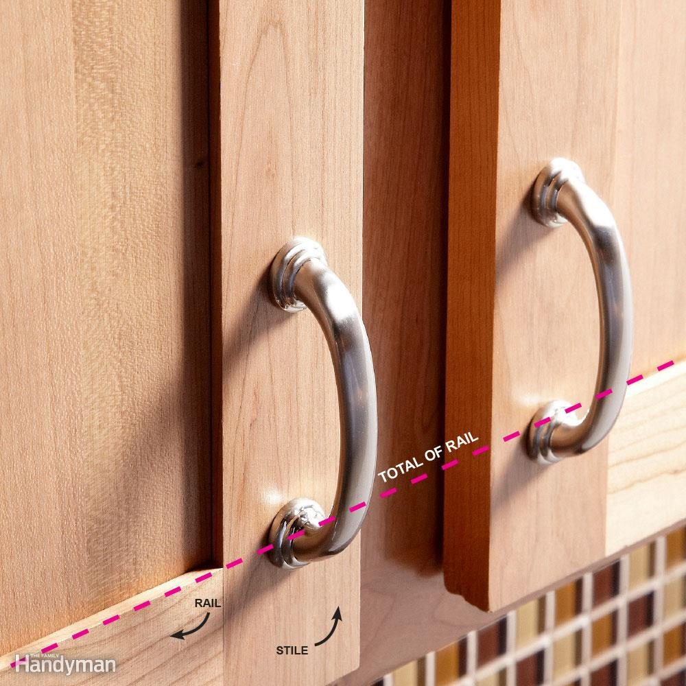 Replace Your Cabinet Hardware