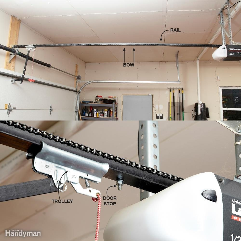 Garage Door Opener Repair And Troubleshoting