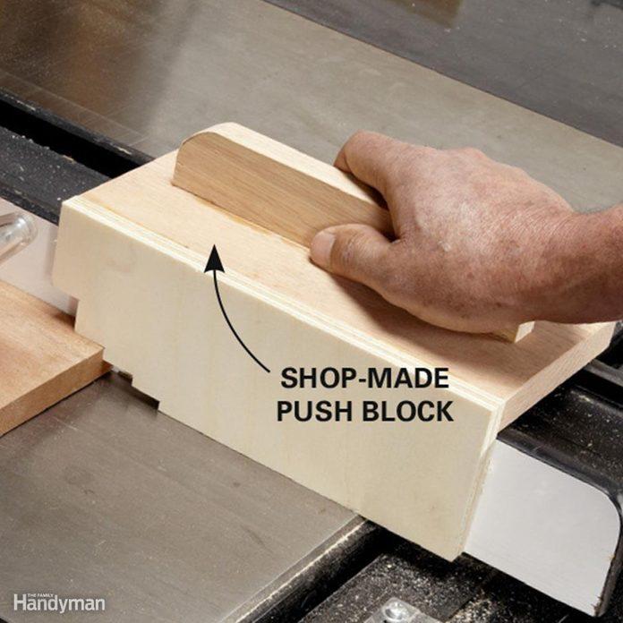 Build a Custom Push Block