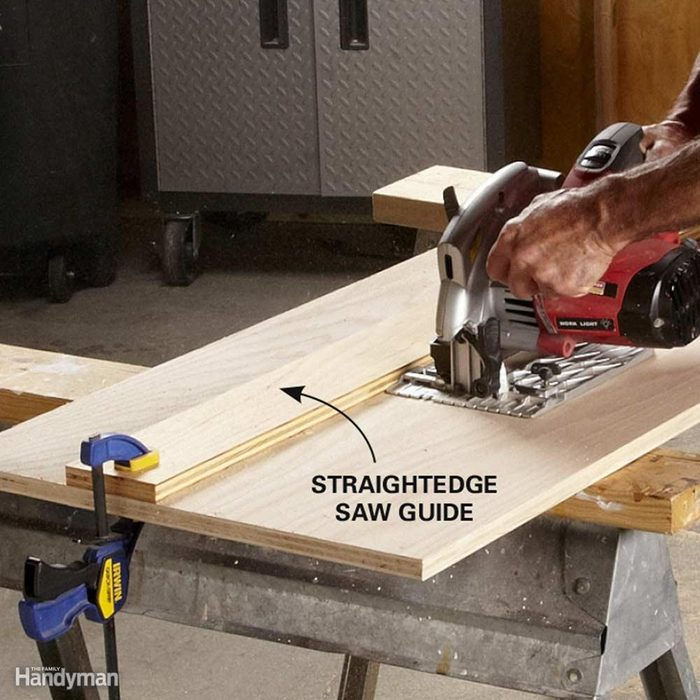 Make Table Saw-Quality Rips With a Circular Saw