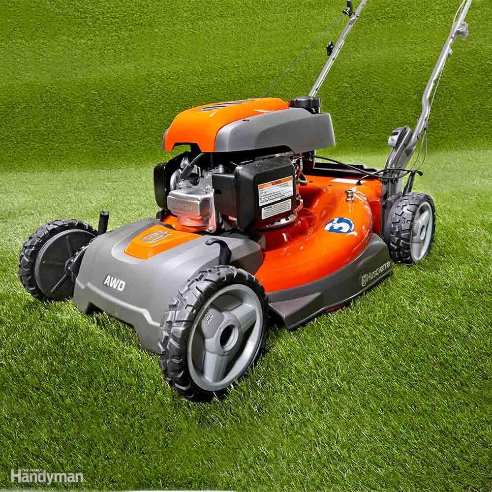 Mountain-Climbing Mower