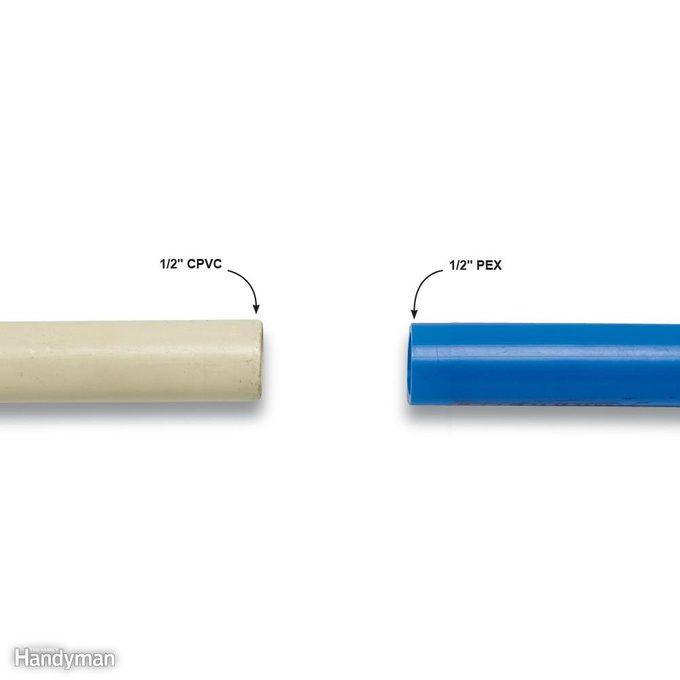 PEX vs CPVC Piping