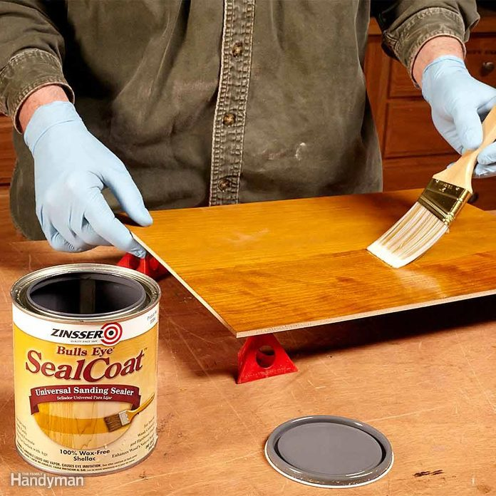 Seal Oil-Based Stain