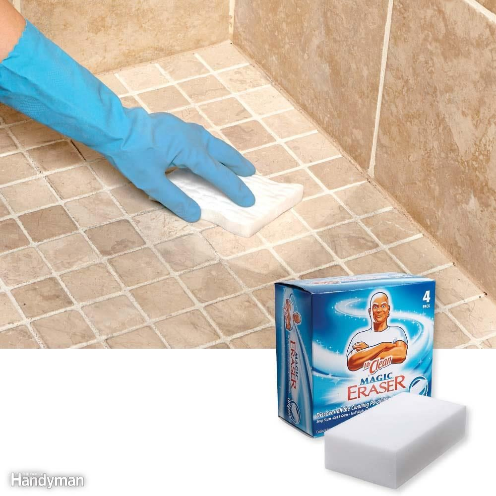 Remove Tough Grime with Less Scrubbing