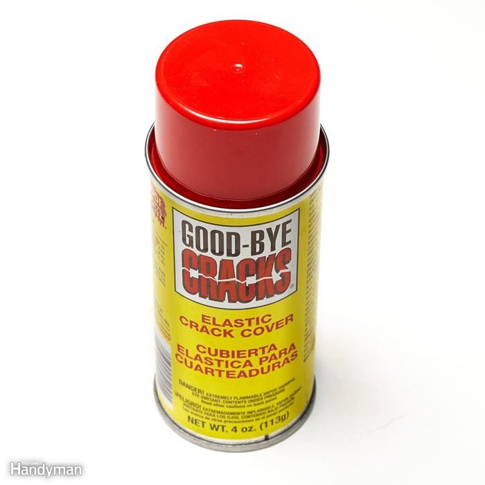 Spray-On Crack Fix