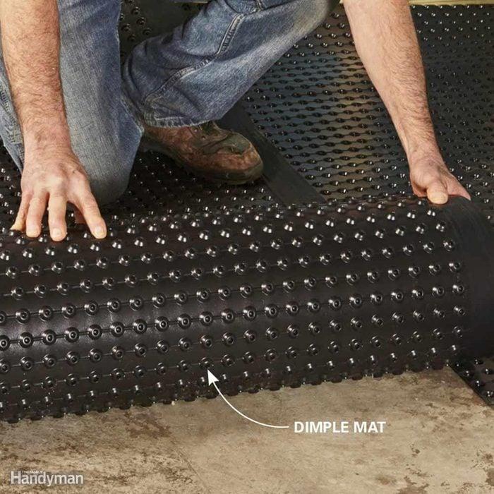 Water In Basement How To Fix A Leaking, Wet Basement Flooring