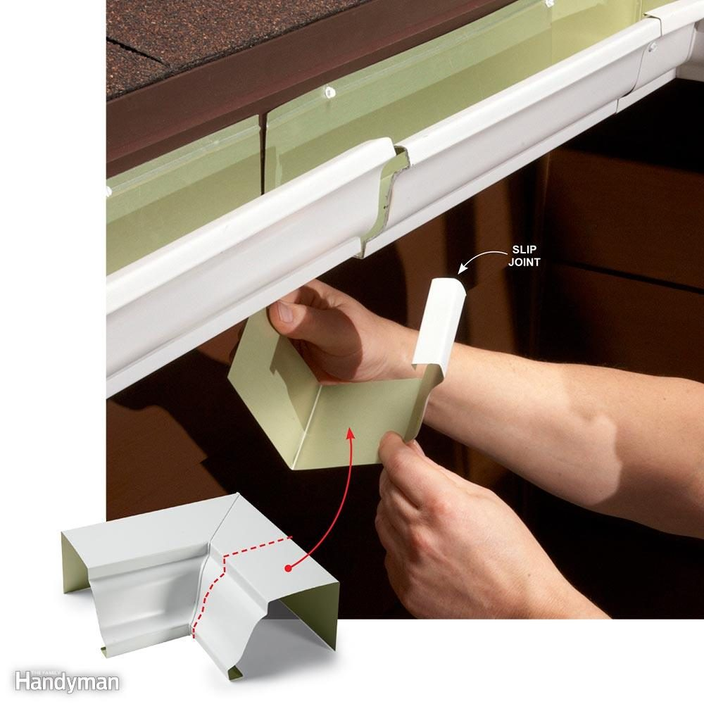 Easy Gutter Fixes You Can Diy Family Handyman