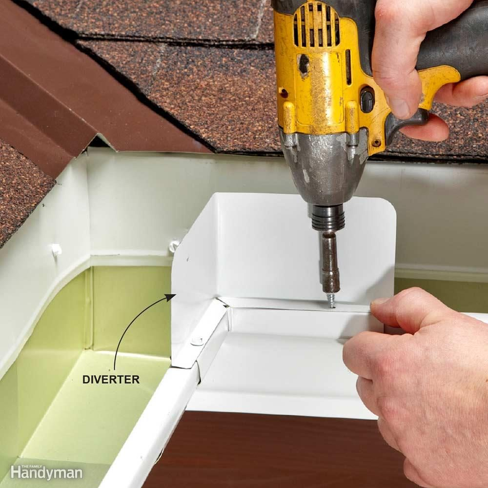 Easy Gutter Fixes Family Handyman