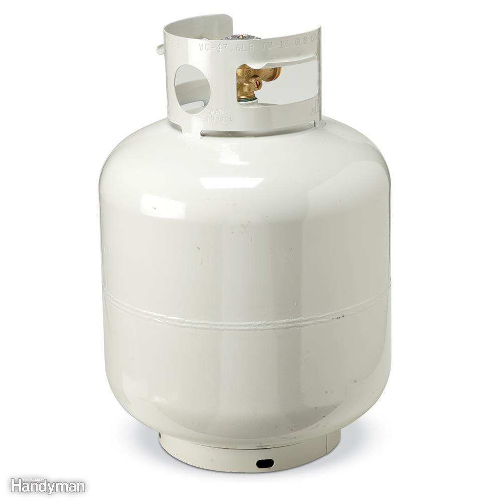 Fill the Grill Tank