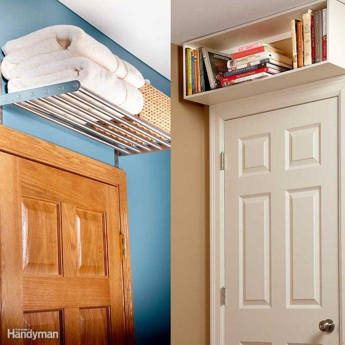Above-the-Door Shelves