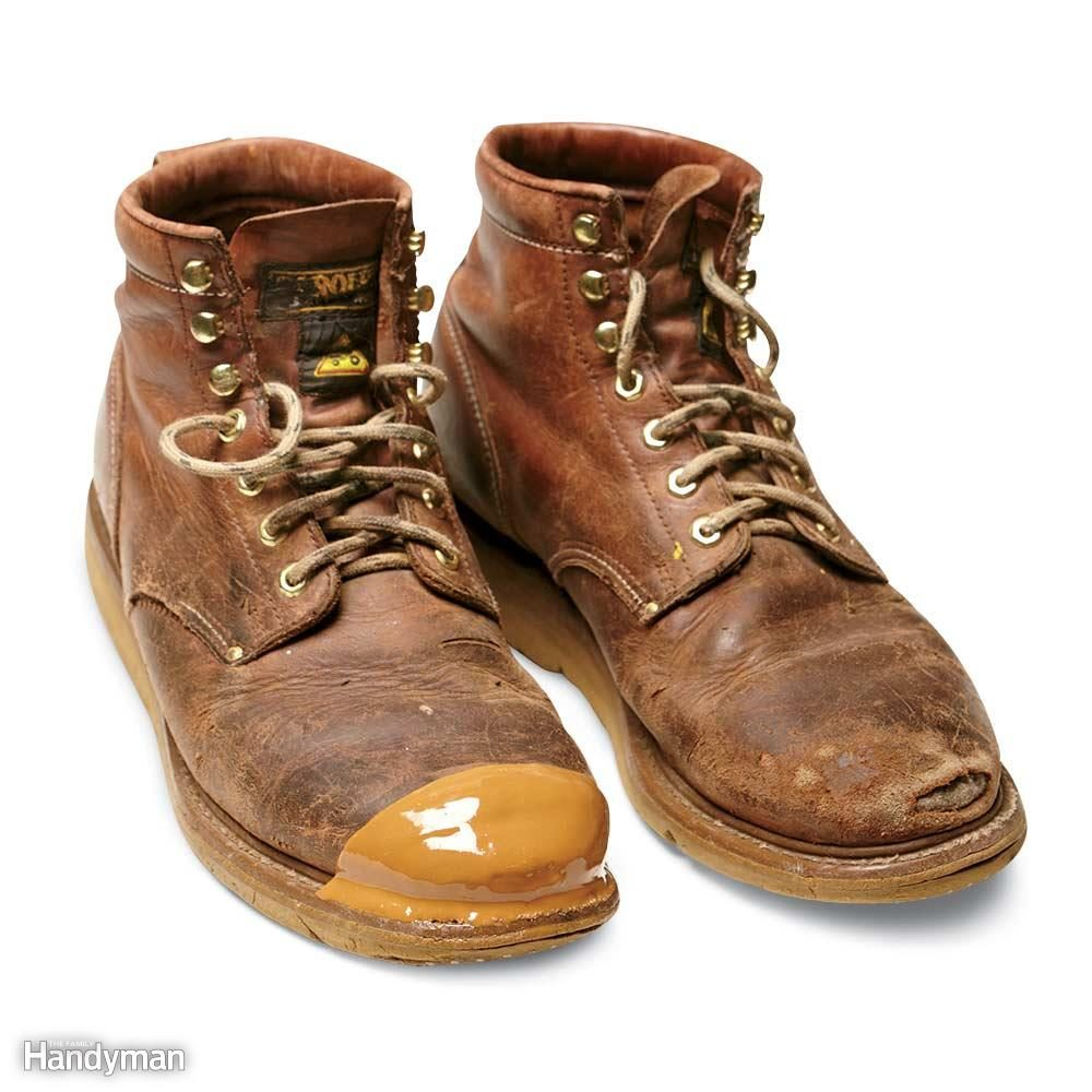 Amazing repair products the family handyman long life work boots solutioingenieria Choice Image