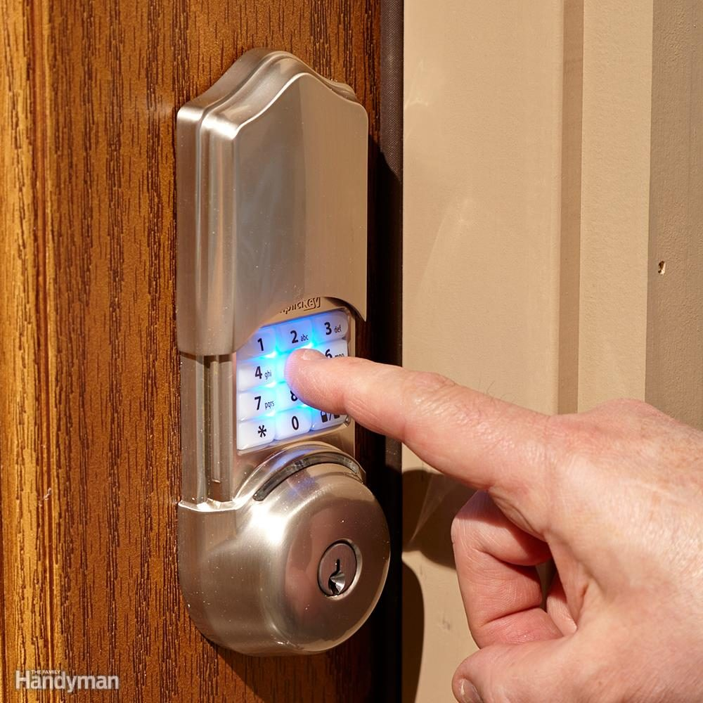 All About Smart Door Locks Keyless Entry Bluetooth And