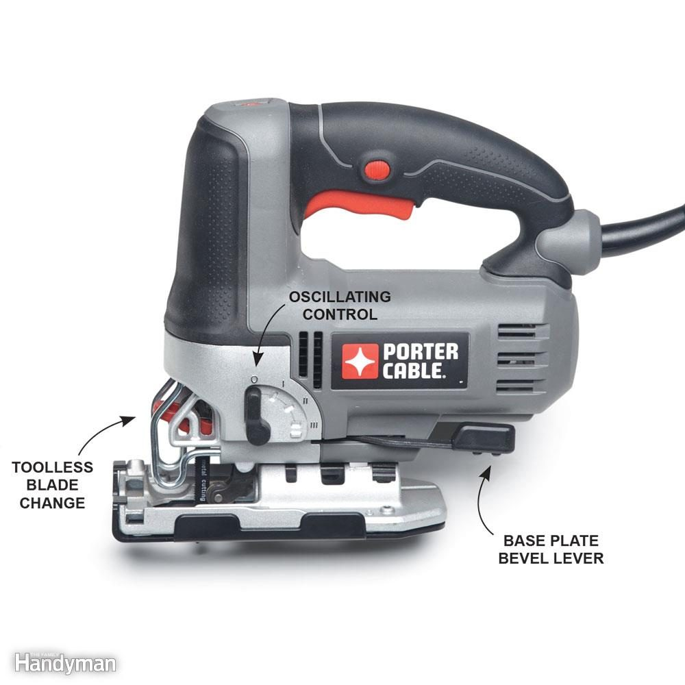 Jigsaw tips and essentials the family handyman get the right saw for you greentooth Images