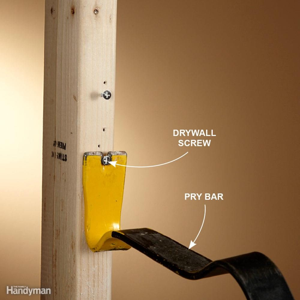 Pull Drywall Screws