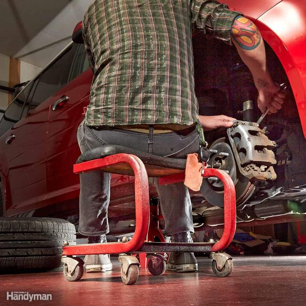 Workshop tips and helpers family handyman for Garage auto discount montpellier
