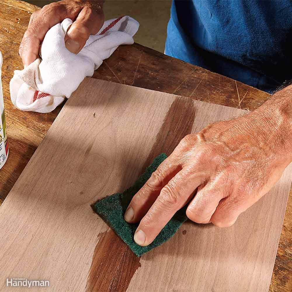 How To Glue Wood The Family Handyman