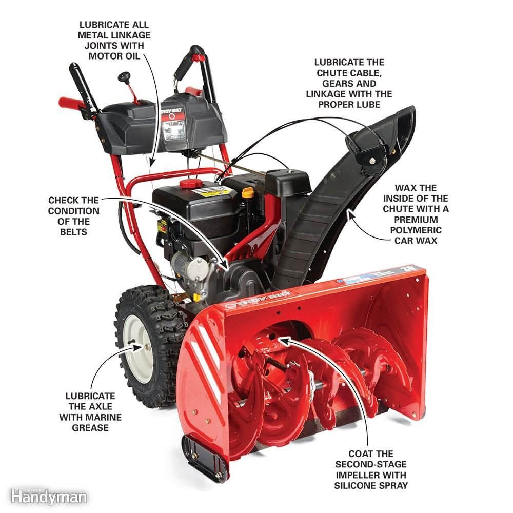 13 Snow Blowing Tips That Make Snow Removal Quick And Easy The